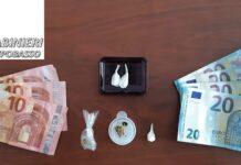 soldi droga sequestrati 18 ottobre 2021